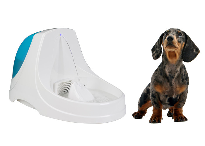 Running Water Cat Dog Water Fountain Spill Proof Pet Drinking Fountain